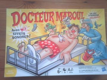 Vente avec paiement en ligne: Docteur Maboul
