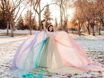 Daily Rental: Promise Maternity  Skirt