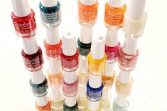 Liquidation/Wholesale Lot: Sale - Colorina Fast Dry Nail Polish - 576 Pieces - 30 cents ea