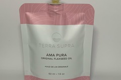Selling products with online payment: Ama Prima - Organic Flaxseed Oil Moisturizer (Case of  10)