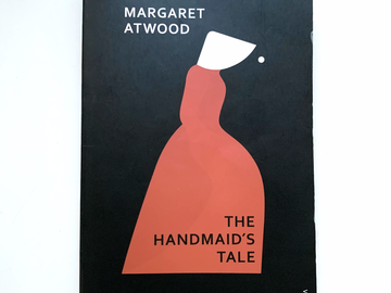 Selling with online payment: The Handmaid's Tale