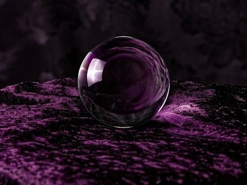 Selling: Valentines Crystal Ball Reading