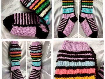 Vente au détail: Grande Chaussettes pour adultes