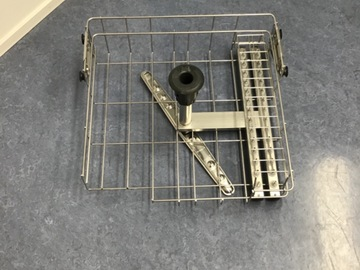 Gebruikte apparatuur: Bovenlade met inspuiters
