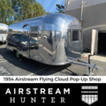 For Sale: FABULOUS - 1954 Airstream Flying Cloud Mobile Events Trailer