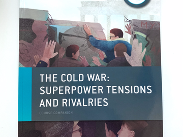 Selling with online payment: IB History - The Cold War: Superpower Tensions and Rivalries