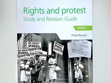 Selling with online payment: IB History - Rights and Protest