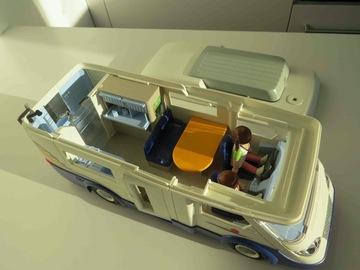 Vente avec paiement en ligne: camping-car