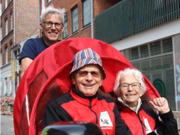 Actualité: Votez : Triporteurs pour services à la personne