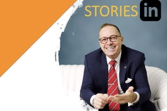 Feature in my LinkedIn Stories: I will post your content on LinkedIn Stories