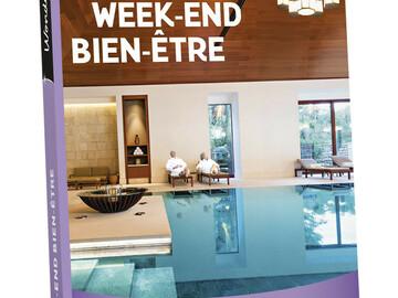 """Vente: Coffret Wonderbox """"Week-end bien-être"""" (99,90€)"""
