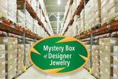 Liquidation/Wholesale Lot: $3,000.00 Mystery Lot Designer Jewelry -150 PIECES