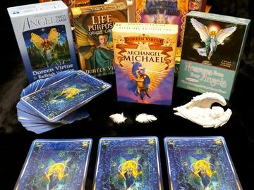 Selling: Free oracle card reading when you purchase a Angel card reading