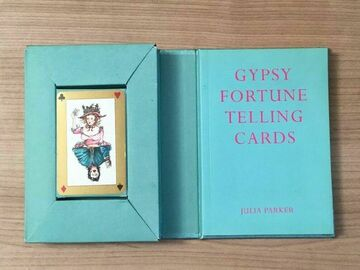 Selling: Gypsy Fortune Telling Card Readings