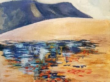 Sell Artworks: Desert Tunes