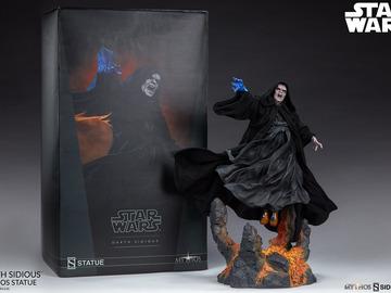 Stores: Star Wars Mythos Darth Sidious 53 cm