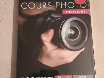"""Vente: Coffret La Shooting BOX """"Cours photos"""" (129€)"""