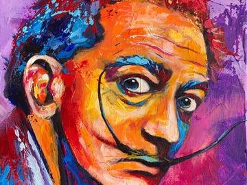 Sell Artworks: Salvador Dali