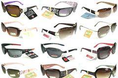 Liquidation/Wholesale Lot: FOSTER GRANT SUNGLASSES PREPRICED $5.00 & UP DESIGNS & STYLES MAY