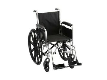 "SALE: 18"" Standard Economy Wheelchair | Guelph"