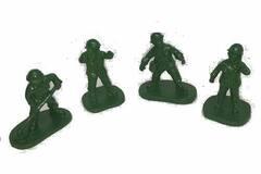 Liquidation/Wholesale Lot: Aquatic Creations Green Soldier Men Aquarium Ornament