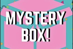 Liquidation/Wholesale Lot: Grab Box Mystery Box Electronics and General Merchandise