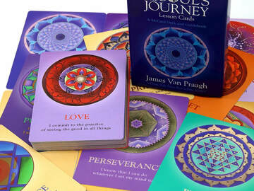 Selling: The souls Journey lesson card reading