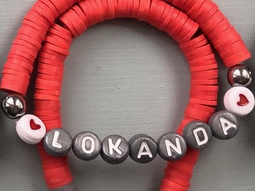 Selling A Singular Item: Camp Disc Bracelets