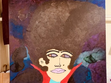 Sell Artworks: Afro
