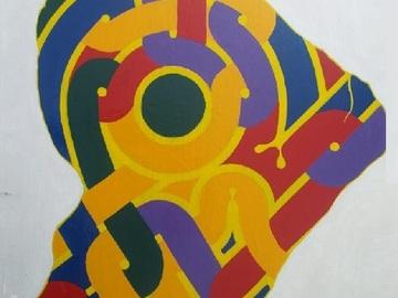 """Sur devis: Carte de la Cuyane """"Tembé"""""""