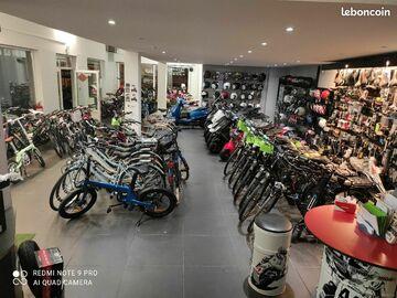 Entraide: Boutique vélos à reprendre