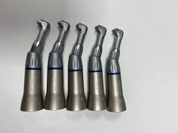 Nieuwe apparatuur: TE KOOP: 5 stuks nieuwe polijsthoekstukken.