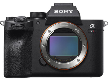 Vermieten: Sony Alpha a7R IV