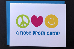 Selling multiple of the same items: A Note From Camp