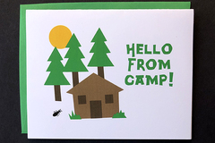 Selling multiple of the same items: Hello From Camp