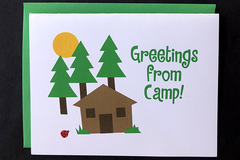 Selling multiple of the same items: Greetings From Camp