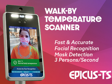 Products for Sale: Temperature Scanner - Safe, Fast, Easy to use