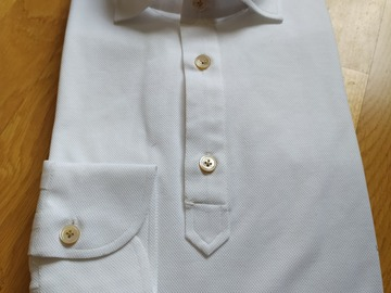 Online payment: BNWT Avino polo shirt size 15.75