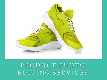 Offering with online payment: Professional Photo Editing Services