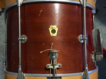 Show Off Your Drums! (no sales): Little Ludwig drum 13 x 9""