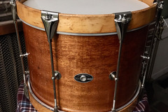 """Show Off Your Drums! (no sales): Slingerland 14 x 10"""" marching snare, late 1960s"""