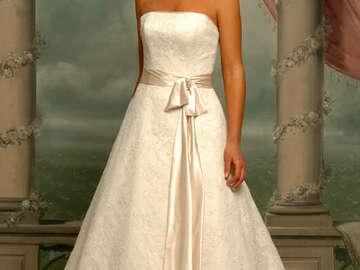 Ilmoitus: Hääpuku White Rose Bridal, laahus