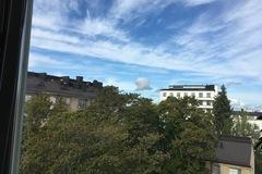 Renting out: 30m2 huone Töölössä