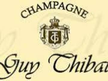 Vente avec paiement en direct: Champagne Guy THIBAUT  Brut Grand Cru
