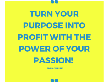 Coaching Session: Turn Your Purpose to Profit - Group Coaching
