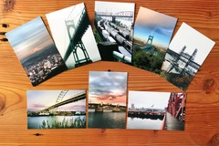 Selling with online payment: Portland Postcard 8 Set