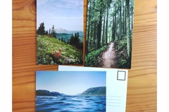 Selling with online payment: Oregon Postcard 3 Set