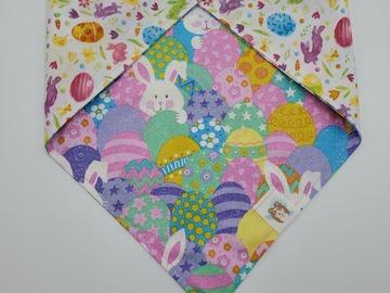 Selling: Peek-a-Bunny reversible bandana