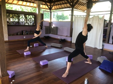 Monthly Membership: Fusion Yoga and Pranayama practice