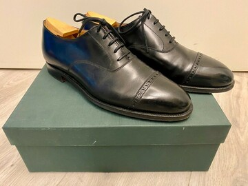 Online payment: Crockett & Jones Arden oxfords 6.5 UK
